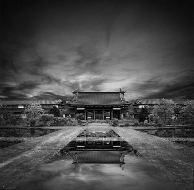Clan School, Aizu Japan
