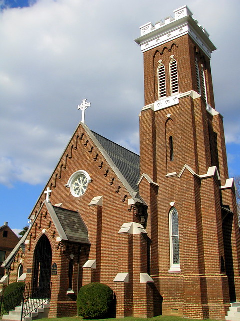 St. Luke's Episcopal Church - Cleveland, TN