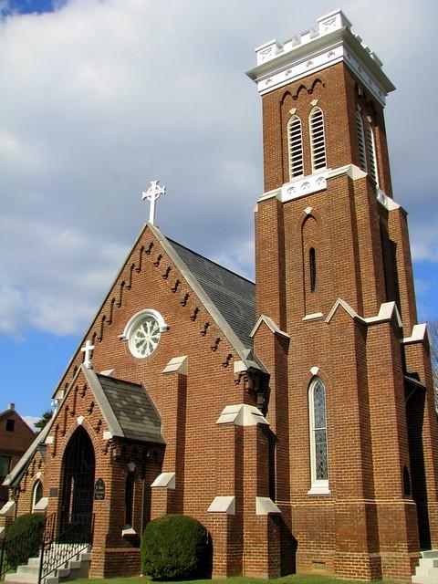 St. Luke's Episcopal Church - Cleveland, TN