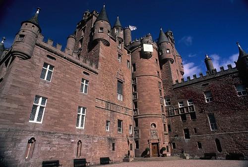 Glamis Castle - flckr - Ed.ward