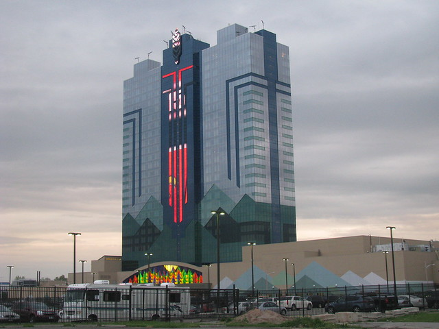 Casino seneca niagara falls new york