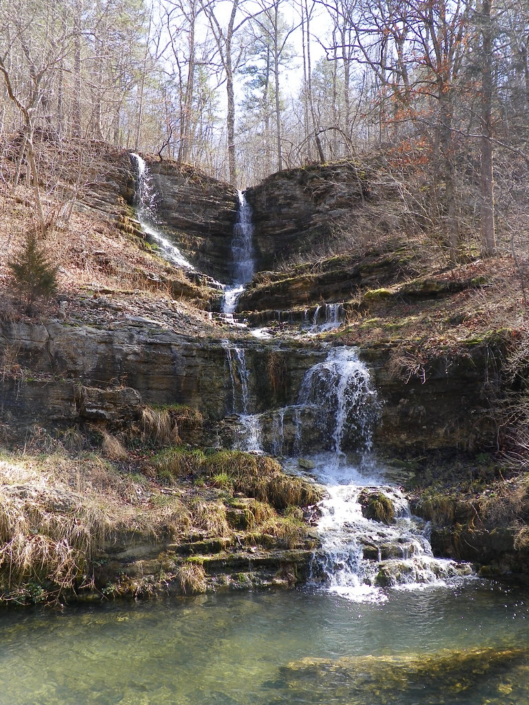 Outdoors Waterfall Midwest Missouri Waterfalls Ozarks Naturepark  Dogwoodcanyon Natureparks Cascadingwater Cascadingwaterfall Thunderfalls  Thunderwaterfall ...