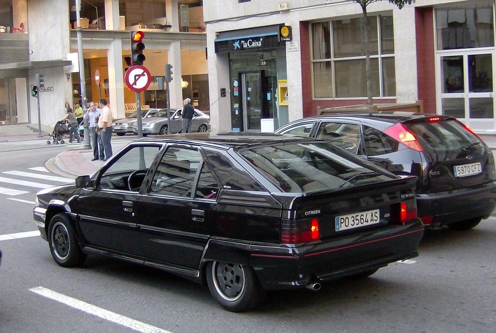 sedanes y berlinas deportivas citroen bx gti 16v 1987 1993 forocoches. Black Bedroom Furniture Sets. Home Design Ideas