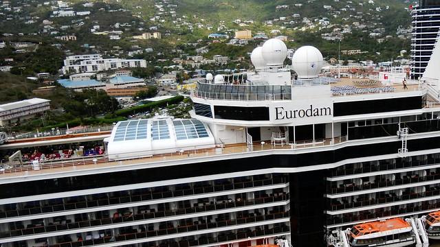 Cruise Ship - Eurodam