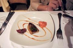 Crispy Seared Duck Fois Gras