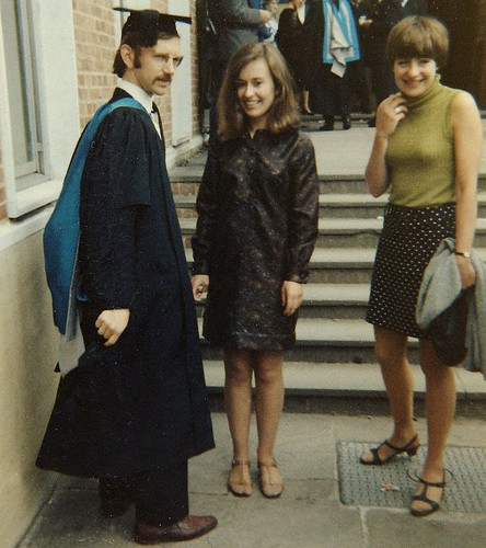1967 (age 24) – Exeter PhD 1st Year > Summer Term > June