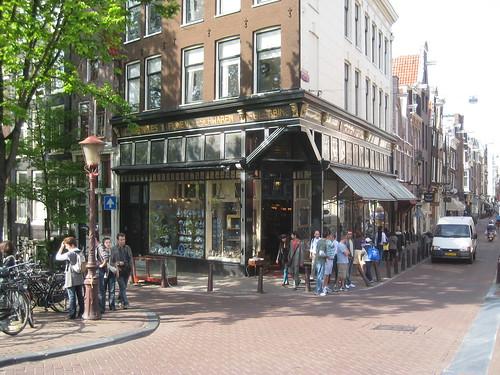 Nine Streets area, Amsterdam