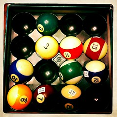 recreation(0.0), nine-ball(0.0), cue stick(0.0), carom billiards(0.0), english billiards(0.0), indoor games and sports(1.0), sports(1.0), pool(1.0), games(1.0), billiard ball(1.0), eight ball(1.0), ball(1.0), cue sports(1.0),
