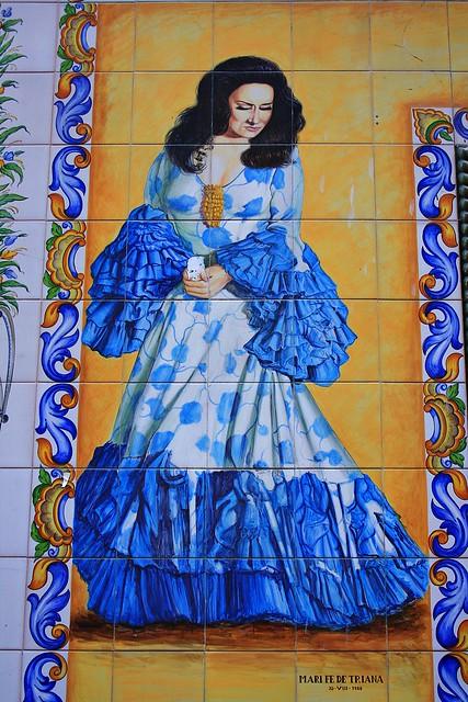 Casa de este alojamiento azulejos reina madrid - Azulejos reina ...