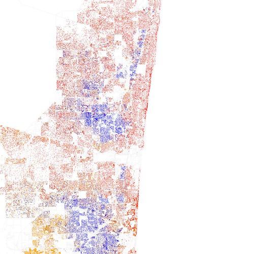 race map visualization plot ethnicity census geodata
