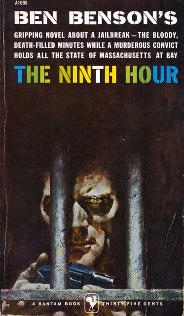 Benson, Ben - The Ninth Hour (Bantam, 1957)