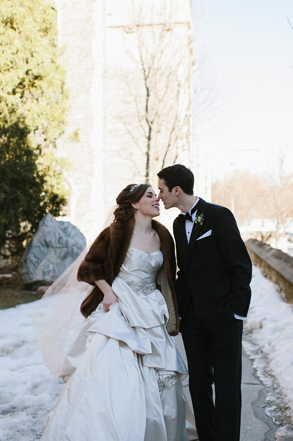 Celine Kim Photography intimate winter wedding MJ Toronto Hart House-33