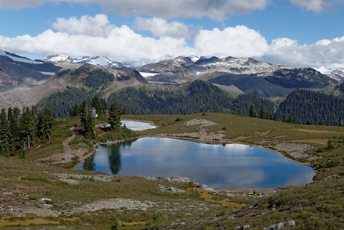 Elfin Lakes, 2 Oct 2016