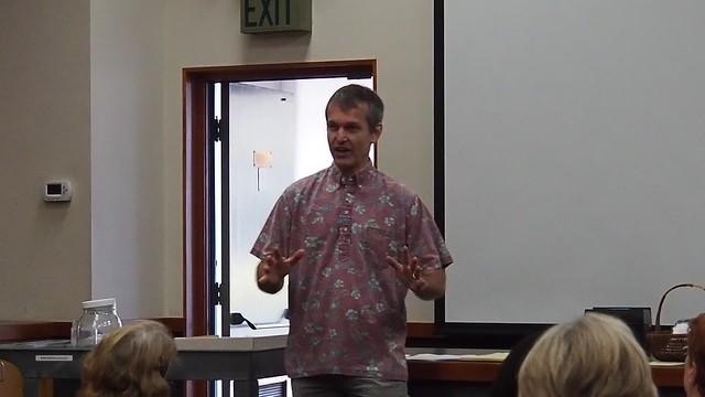PA032716 SBMNH docent training Daniel Geiger