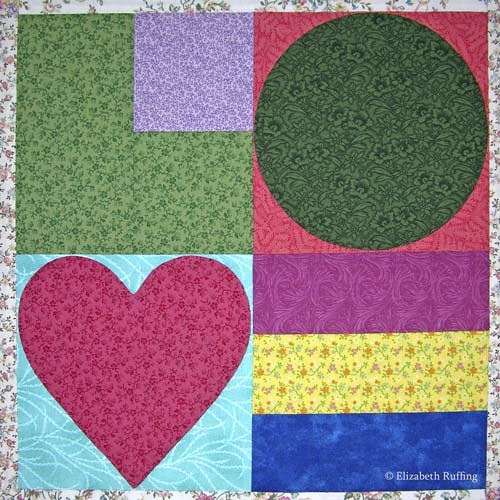 Quilt Patterns Using 12 Inch Squares : 12 INCH QUILT BLOCK PATTERNS Free Patterns