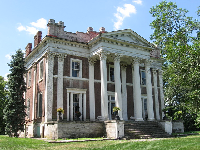 ward hall georgetown kentucky history from wikipedia