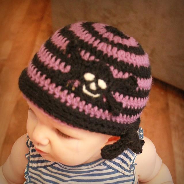 Crochet Skull Cap : Chriss Skull Cap Crochet Pattern Flickr - Photo Sharing!