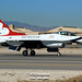 92-3898 United States Air Force Thunderbirds F-16CJ Fighting Falcon