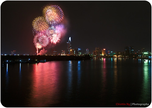 Happy New Year 2011 In Vietnam.