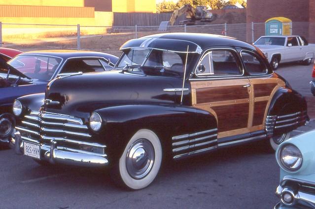 1947 chevrolet fleetmaster trimmed coupe flickr for 1947 chevy fleetline 4 door