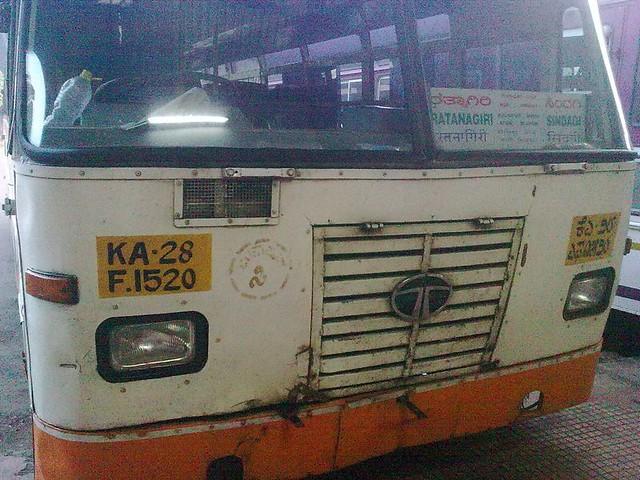 कर्नाटकची बस