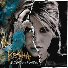 2011. február 4. 13:23 - Ke$ha: Animal + Cannibal (Deluxe Edition)