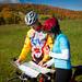 Vélo en couple au Centre du Québec / Fall cycling in the Centre-du-Quebec