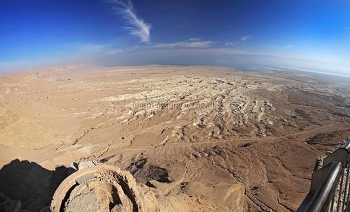 panorama panoramic masada deadsea canonef1740mmf4lusm massada ptgui judeandesert kingherod almostanything flickrelite lplater unlimitedphotos canon5dmkii photoshopcs5