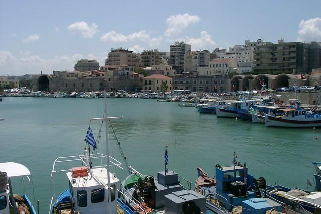 Urlaub auf Kreta - 2004-07