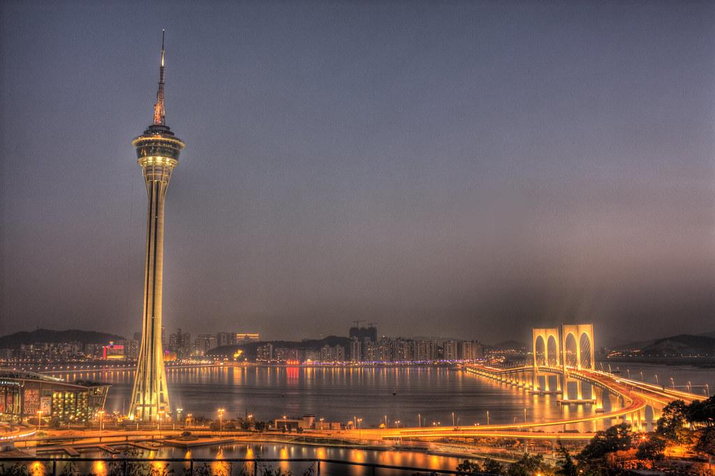 HDR Macau Tower