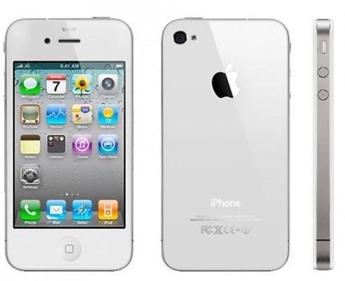 Apple remet en question le binôme noir-blanc