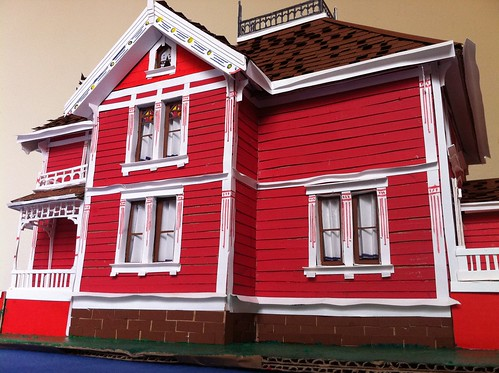 Charmed doll house 28 images charmed doll house 28 for Charmed house blueprints