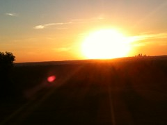 185/365 Monday Sunset