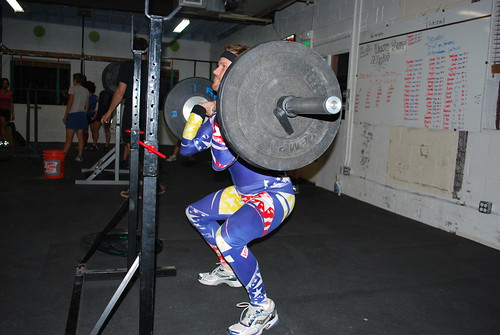 CrossFitRoots Lift Heavy Shit Night 1 by CrossFitRoots