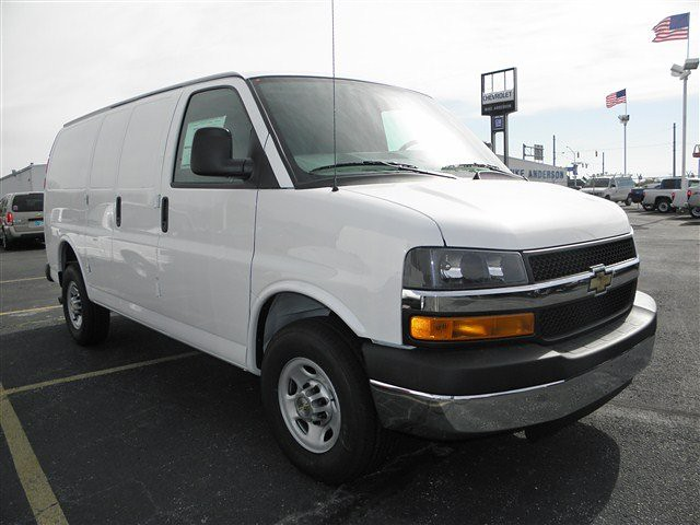 2011 chevrolet express cargo van flickr photo sharing. Black Bedroom Furniture Sets. Home Design Ideas
