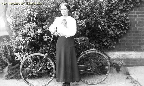 Cycling Dress, 1910