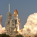 Launch of Discovery/STS-133 No. 4, remote camera