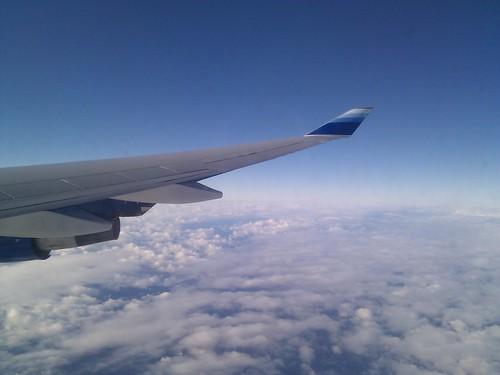 UA 858 Shanghai to San Francisco