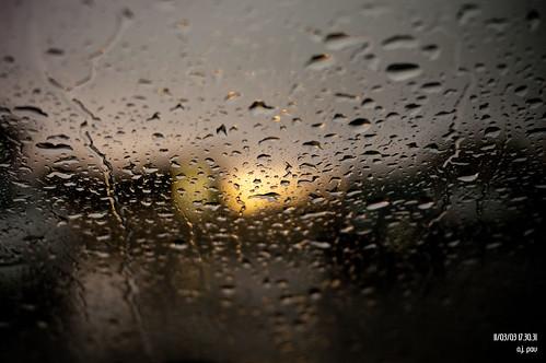 No Rain Stops the Sun