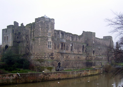 Newark Castle, Newark-on-Trent, Nottinghamshire.