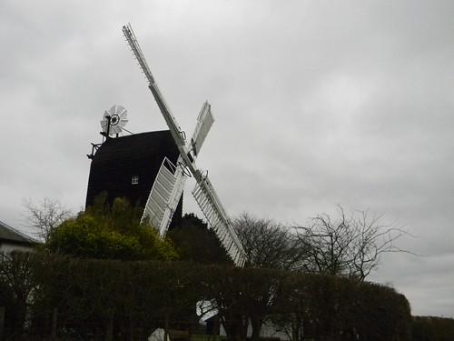 Windmill near Icklesham