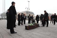 Coal funeral at Deutsche Bank, ING & BNP Paribas