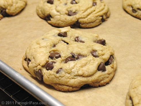 Nigella's Big Chocolate Chip Cookies 3 | Flickr - Photo Sharing!