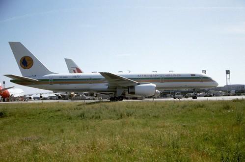 B752 - Boeing 757-22L
