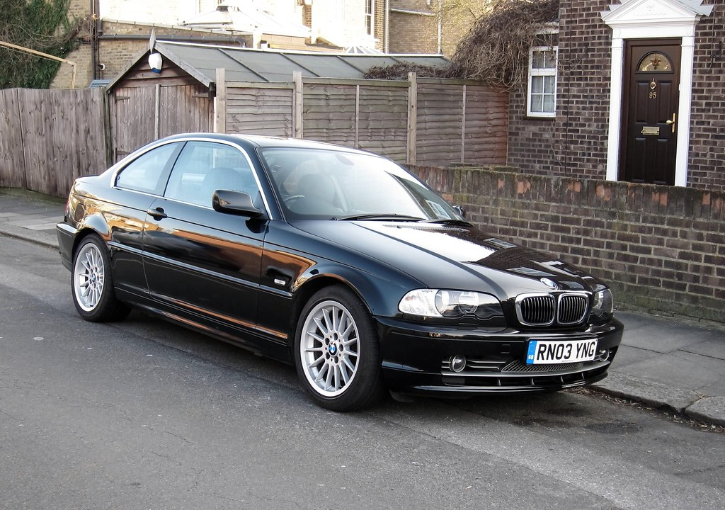 bmw 330 ci coupe e46 3 series 2003 a photo on flickriver. Black Bedroom Furniture Sets. Home Design Ideas