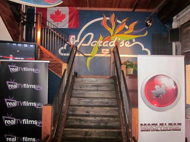 Social Media Lodge, Maple Leaf Digital Lounge, SXSW 2011