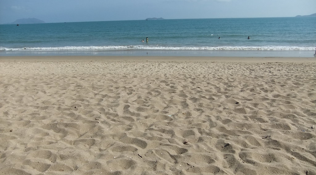 Sanya пляж
