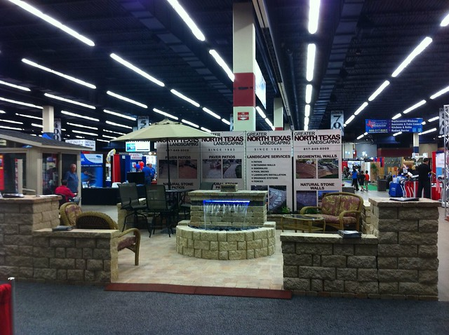 Greater North Texas Landscape 39 S Booth At The 2011 Fort