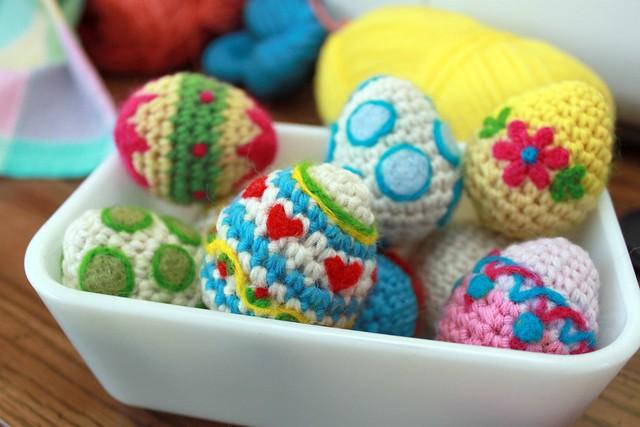 Crochet Spot » Blog Archive » Crochet Pattern: Felted Bowl Set