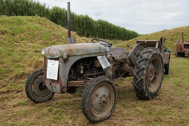 1954 Ferguson TEA Tractor.   Flickr - Photo Sharing!